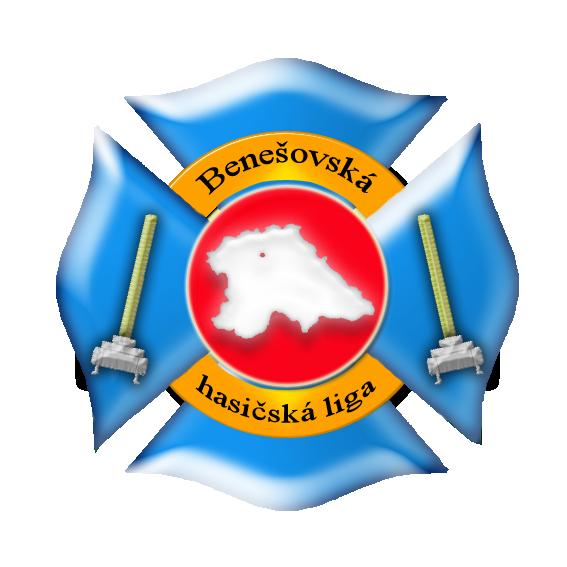 Logo Benešovská hasičská liga