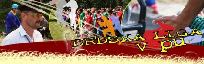 Logo Brdská liga v požárním útoku