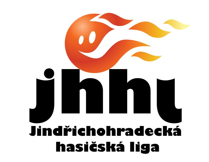 Logo Jindřichohradecká hasičská liga