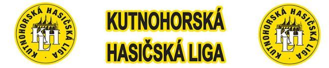 Logo Kutnohorská hasičská liga