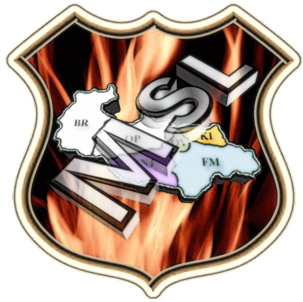 Logo Moravskoslezská liga v požárním útoku