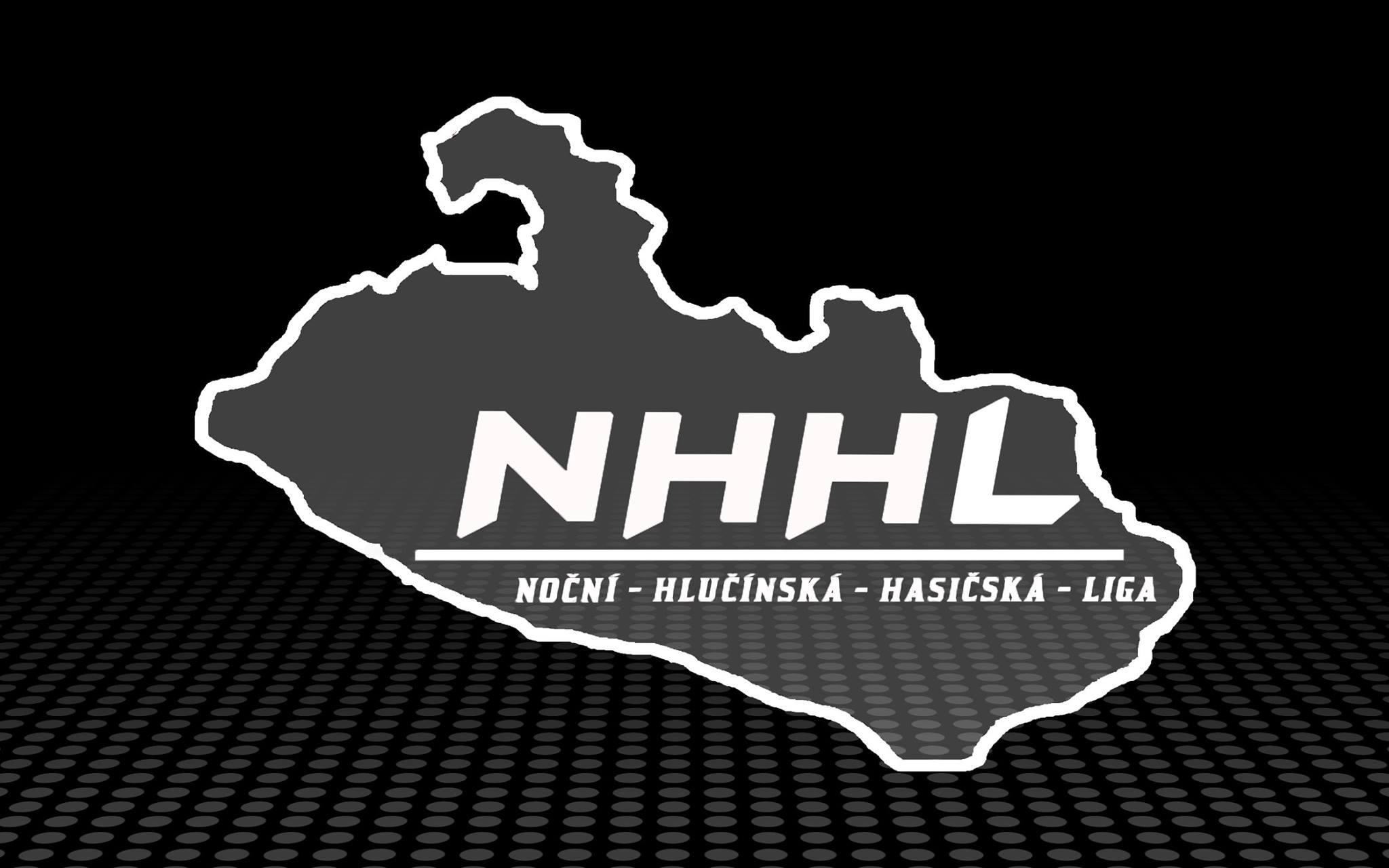 Logo Noční Hlučínská Hasičská Liga