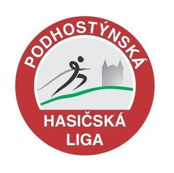 Logo Podhostýnská hasičská liga