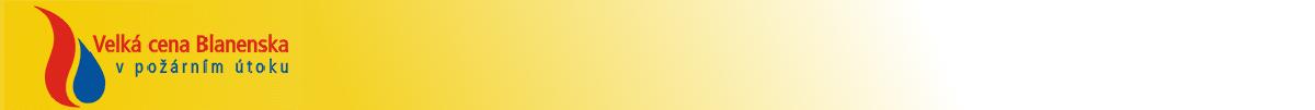 Logo Velká cena Blanenska
