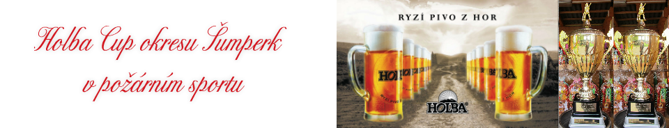 Logo Holba Cup - Velká cena okresu Šumperk