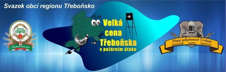 Logo Velká cena Třeboňska